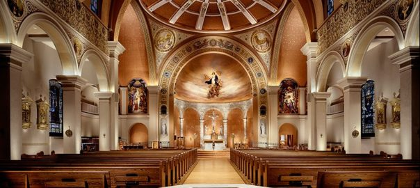 Immaculate Conception Catholic Cathedral Memphis TN